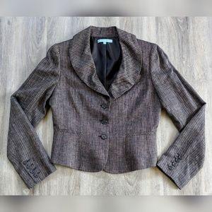 Antonio Melanie | brown blazer jacket | 6